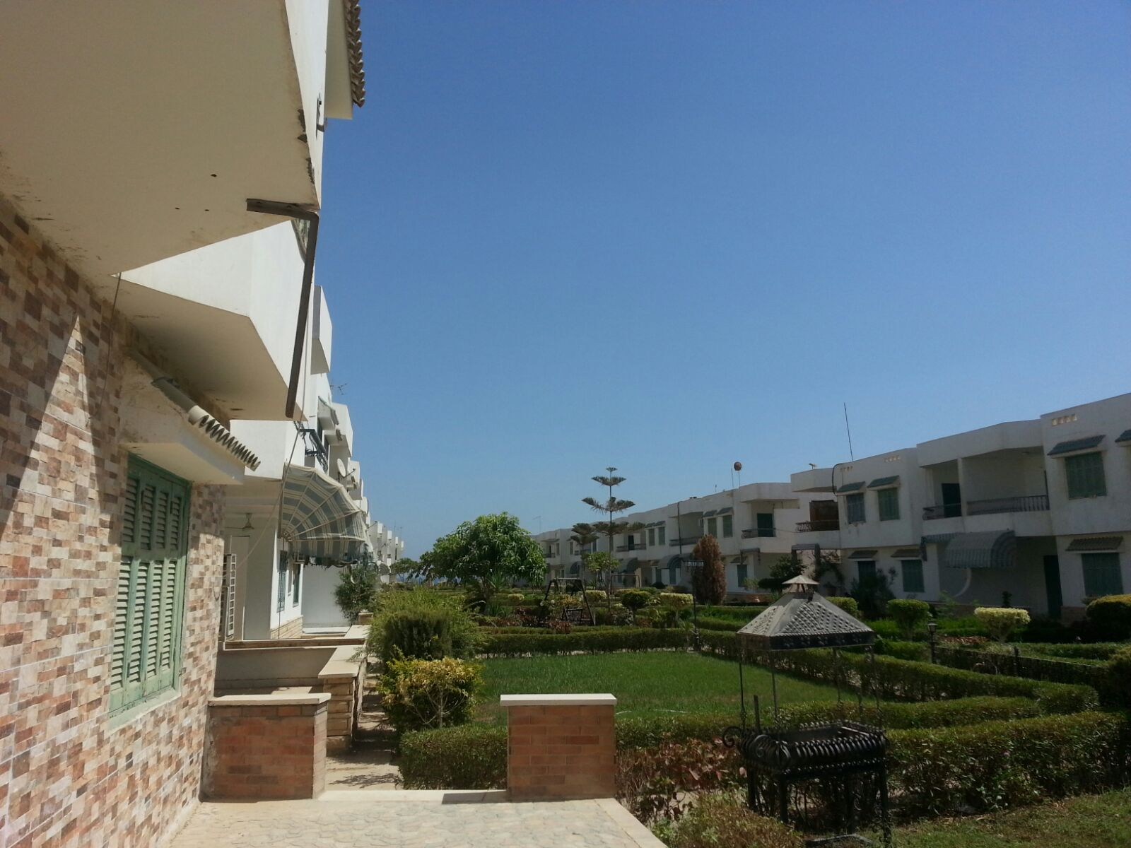 Enjoy best offers Duplex furnished for sale on canary beachAin Sohkna