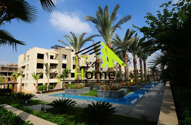 for sale flat , 5th settlement , compound park view , new cairo