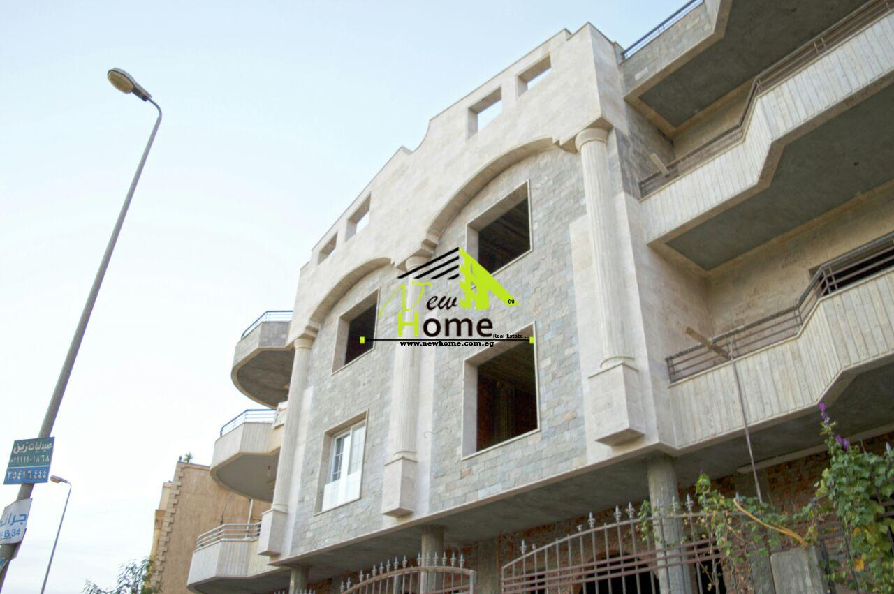 For sale apartment 295m, villas Narges, Fifth settlement , New Cairo