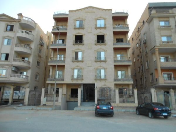 Apartment for rent, New Cairo, Fifth Compound, Benfsj Buildings.