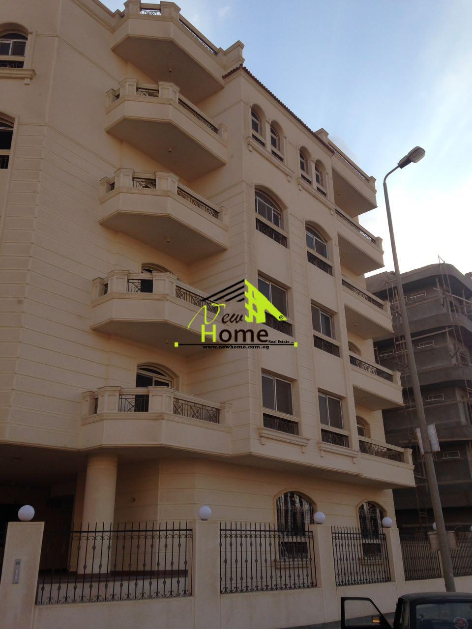 Apartment for rent , banafsj buildings , New cairo , first assembly