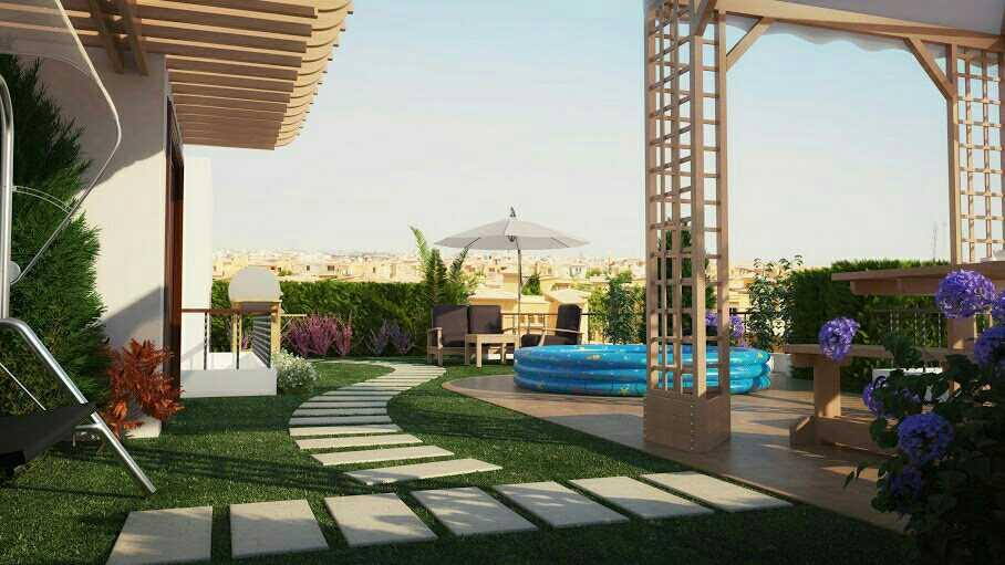 For Sale penthouse Super Lux Compound Easy Life Fifth District