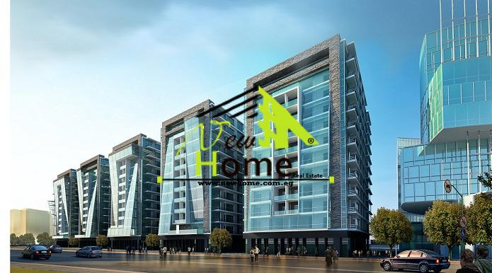 For sale apartment super lux Compound Ashgar Darna in Maadi cairo
