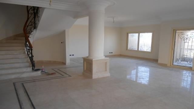 For Rent villa Twain House  compound  Mena Residence 5th Settlement