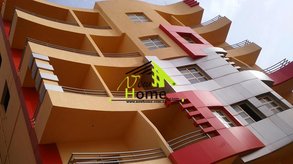 Apartment for sale in south lotus Fifth District New Cairo