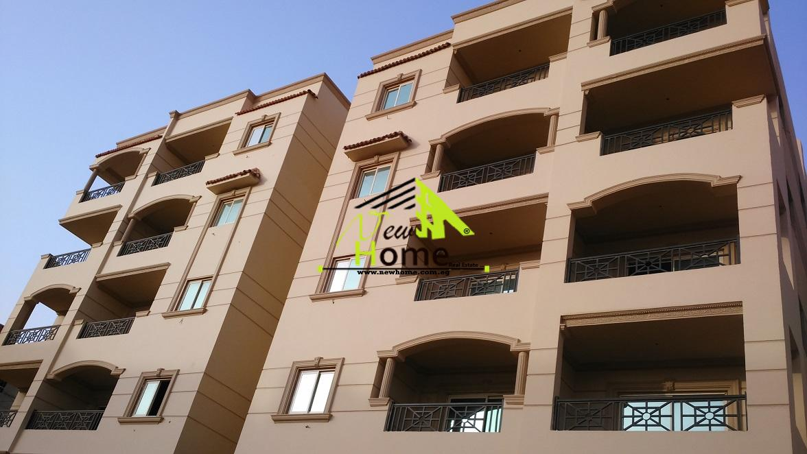 Apartment for sale South lotus Buildings fifth district New Cairo