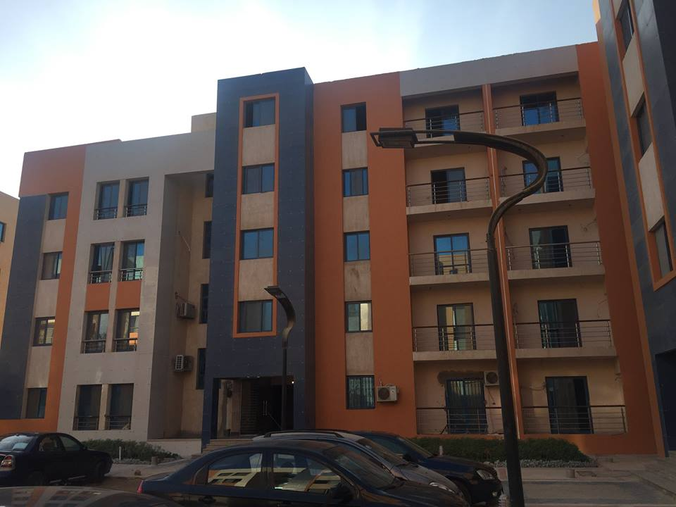 For rent furnished studio Easy Life Compound fifth district New Cairo