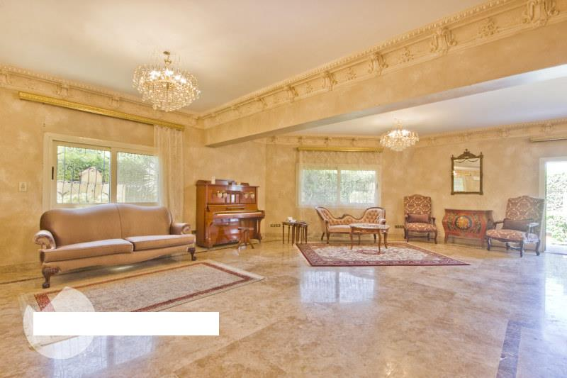Villa  super lux stand alone for sale on Katameya Residence New Cairo