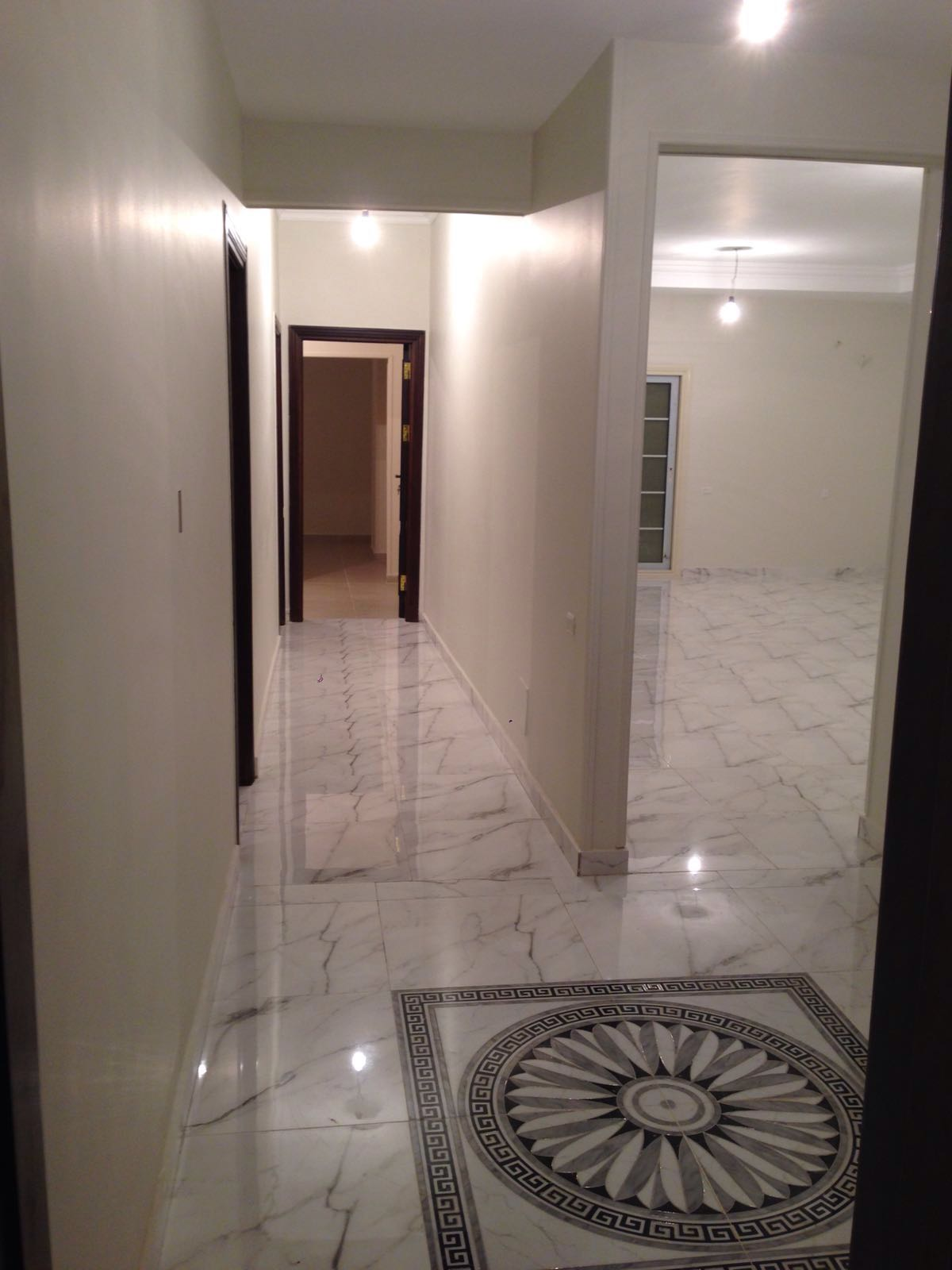 Apartment for rent  Villas yasmine first District  New Cairo