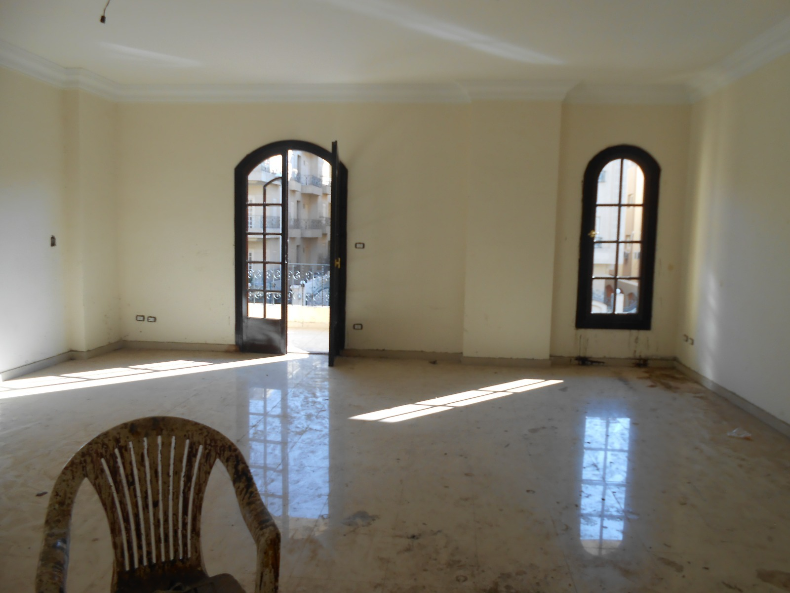 For Rent Apartment 150m villas First Quarter Fifth district New Cairo