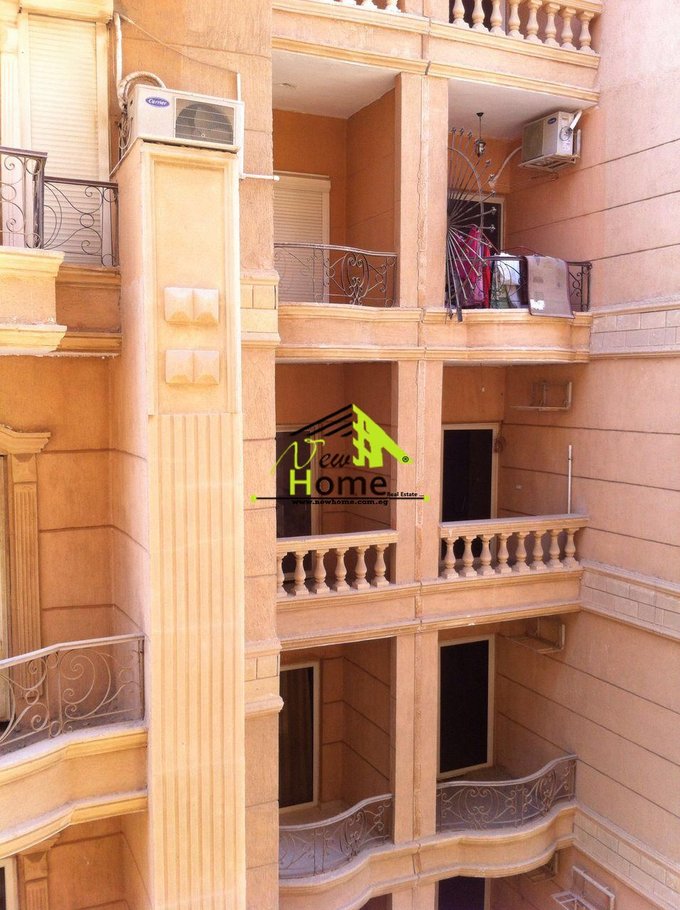 apartment for sale compound remas fifth gathering new cairo