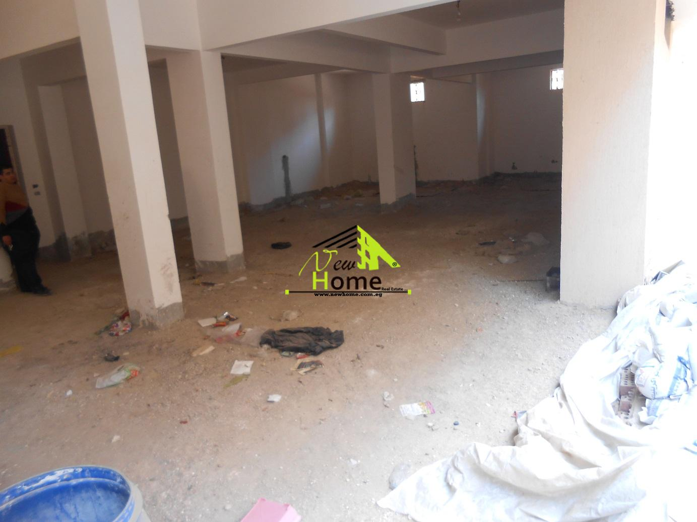 For rent basement  Villa Jasmine New Cairo near ninety Street