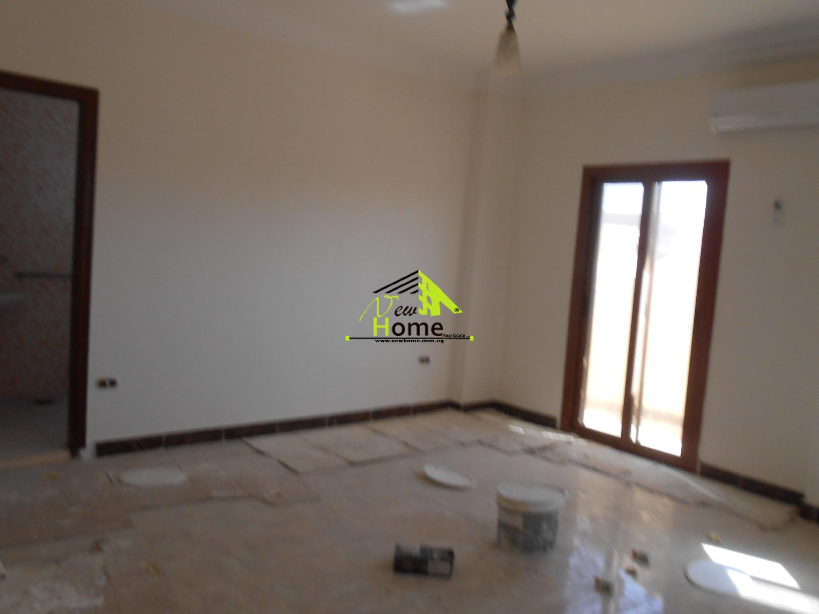 For rent apartment villas Jasmine New Cairo City Near Rehab City