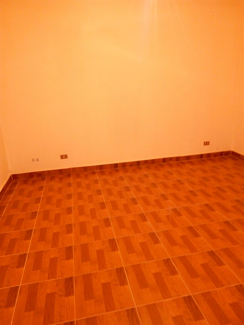 For rent in new Cairo benfsej buildings ground floor apartment