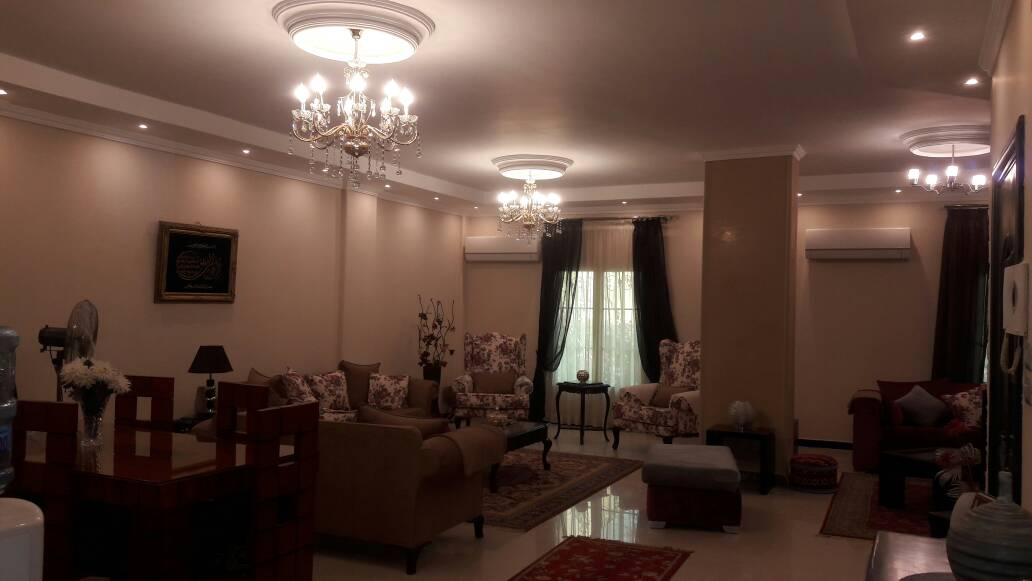 Apartment for sale in ,1st Settlement Ground floor + private garden