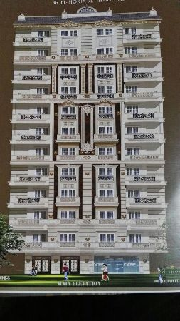 . Apartment for sale, Heliopolis, Almaza, El Horreya Street
