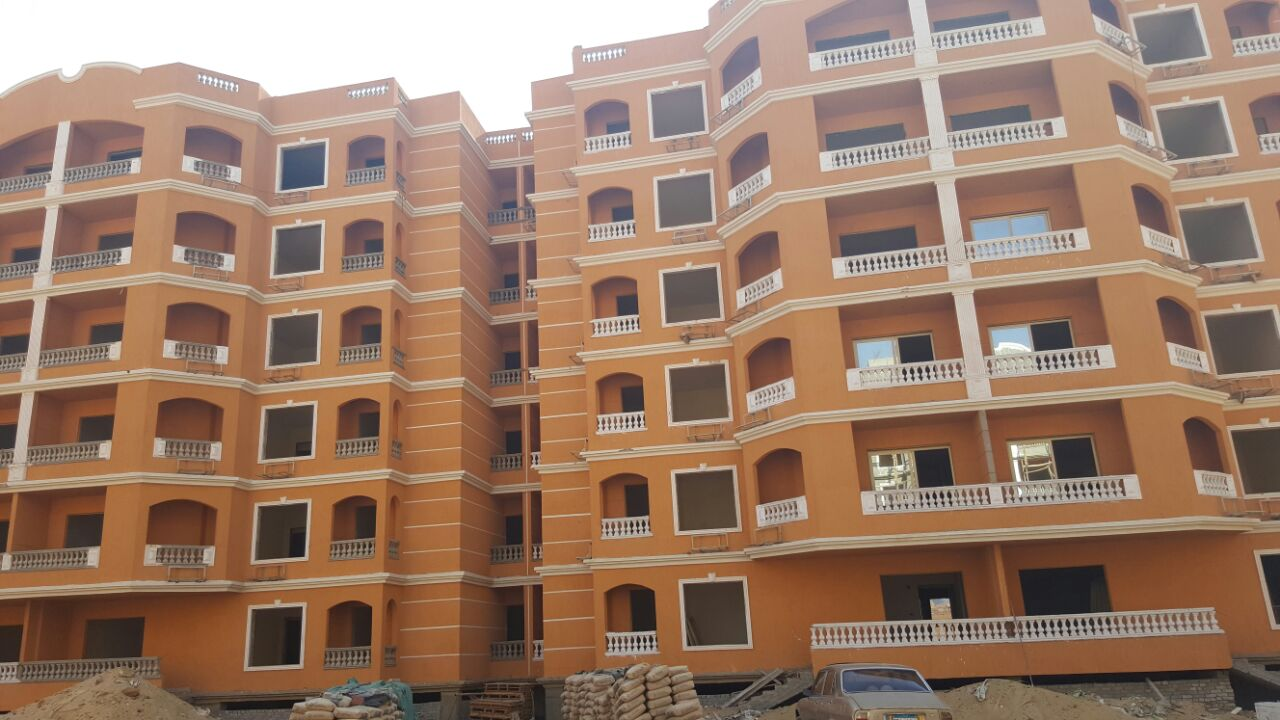 For sale assemble fifth old Andalus apartment first floor New Cairo