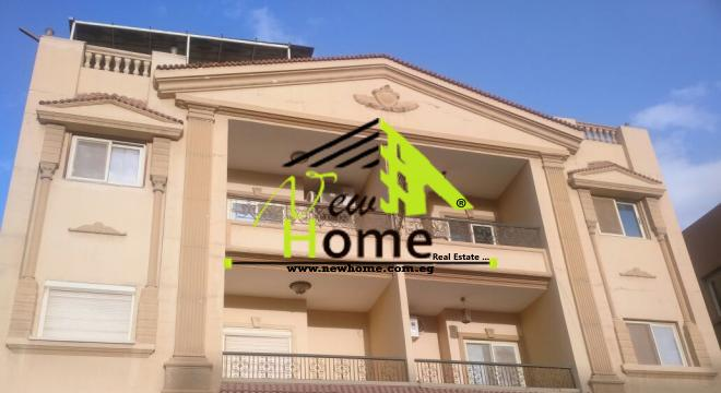 duplex for sale 305m , Narges 7 , fifth settlement , New Cairo