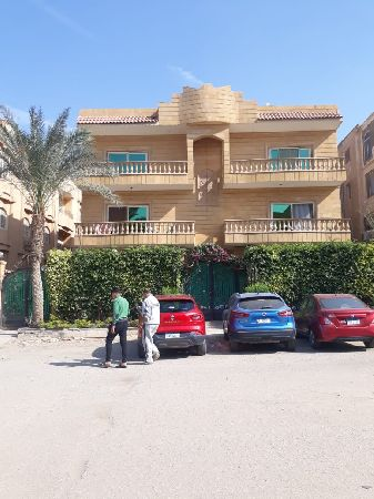 Apartment for rent villas Jasmine Fifth settlement near ninety Street