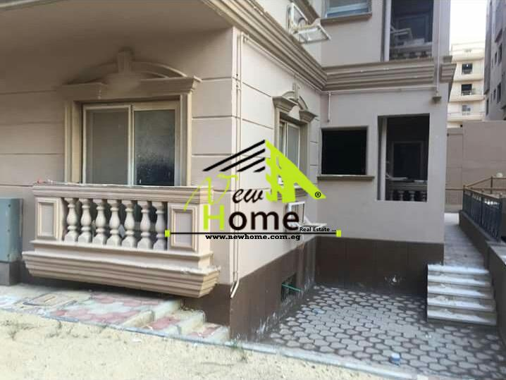 For sale Apartment 119m Compound Alfeda GARDENS 5th Settlement New Cairo