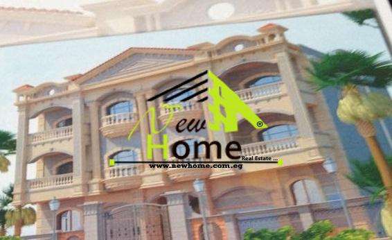 For Sale Apartment 185 m Compound Amn Aam , New Cairo