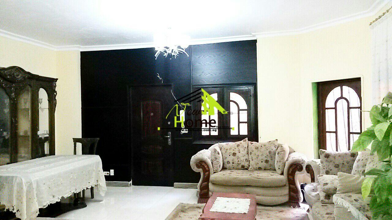 for sale apartment with private garden in new cairo city