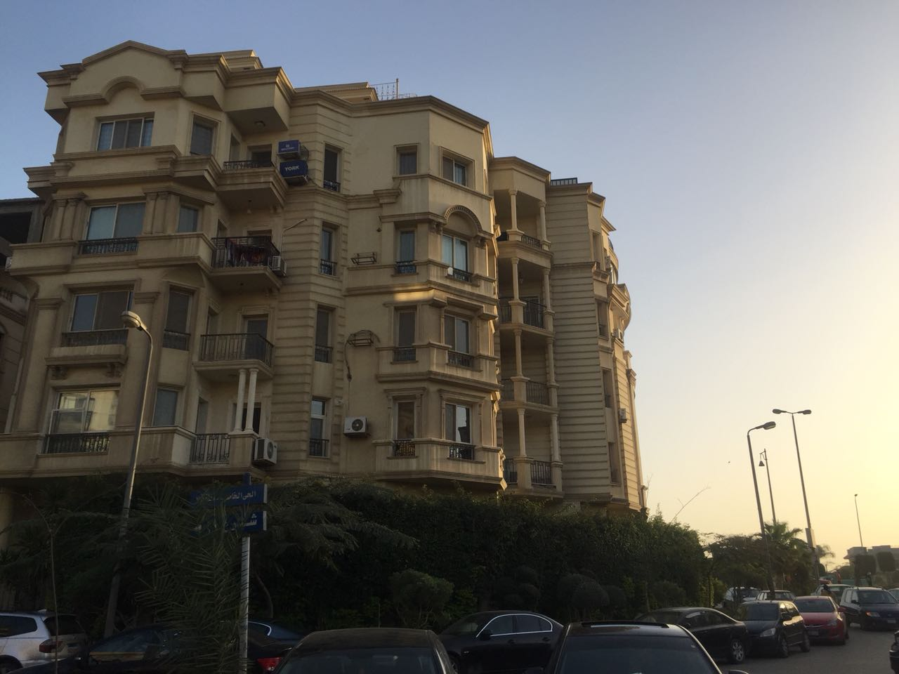 Apartment for rent in 5th Settlement New Cairo Fifth District