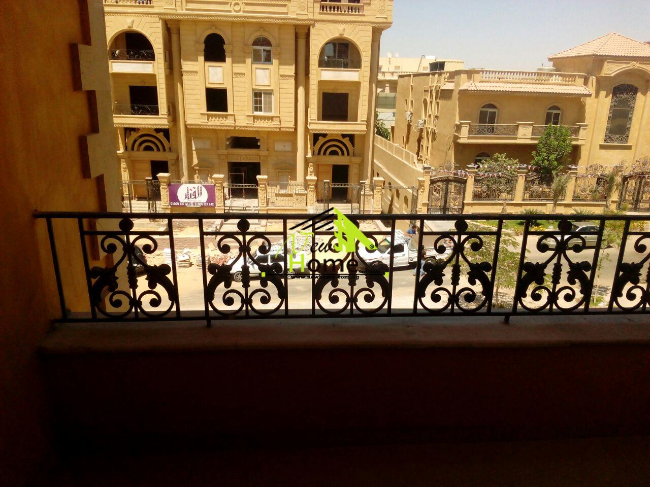 Apartment for Rent assemble the fifth Narges villas new cairo city