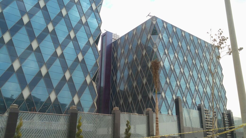 Clinic for rent furnished in Cairo Business Plaza, Fifth settlement