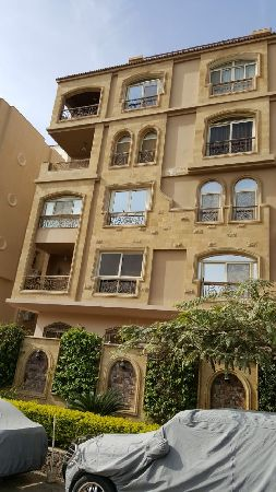 Apartment for rent, Fifth Quarter Buildings, New Cairo city, Fifth Compound