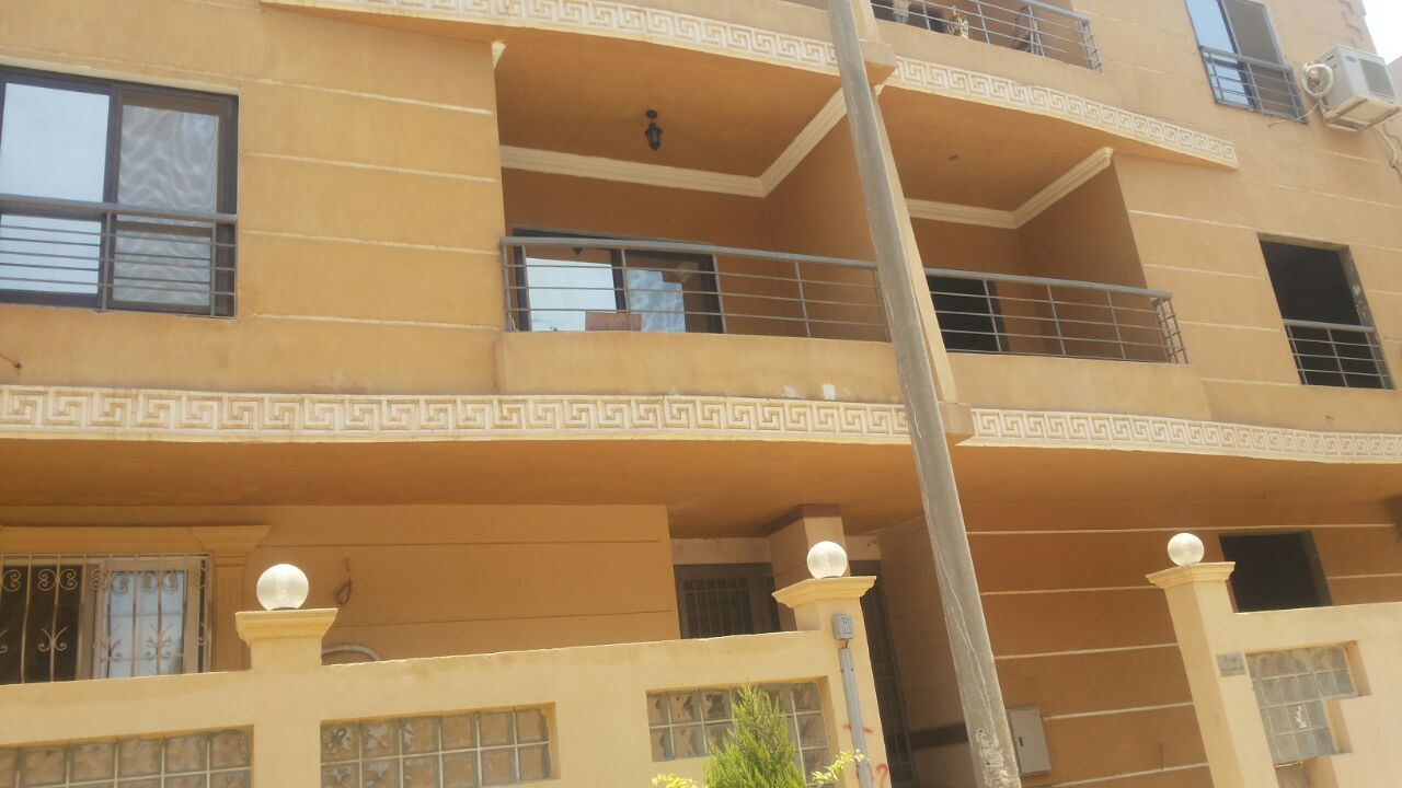 For sale Roof Super lux terrace villas first District New Cairo