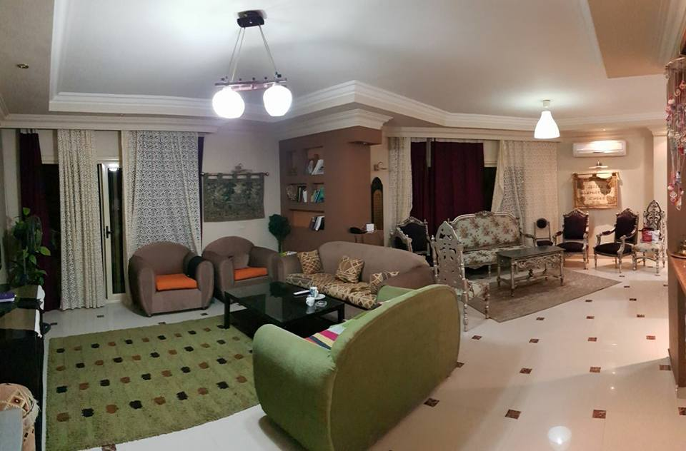 Apartment for sale, New Cairo city, Fifth Compound, South Academy area