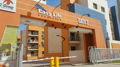 Apartment for rent, New Cairo city,5Th Settlement, Easy Life Compound