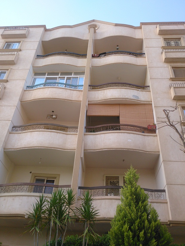 Apartment for sale 185 m, Nerjs Building, Fifth Avenue, New Cairo