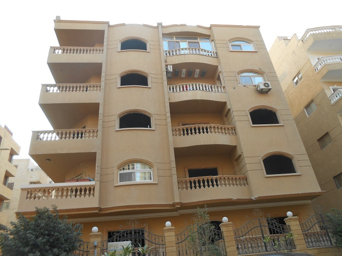Apartment for sale 132 m, violet Building, Fifth Avenue, New Cairo