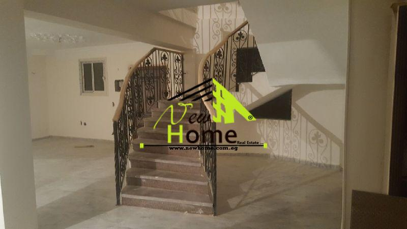 Egypt Real Estate, Duplex for rent in New Cairo city