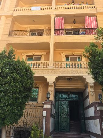 Apartment for Sale - 3'rd Quarter Buildings - New Cairo