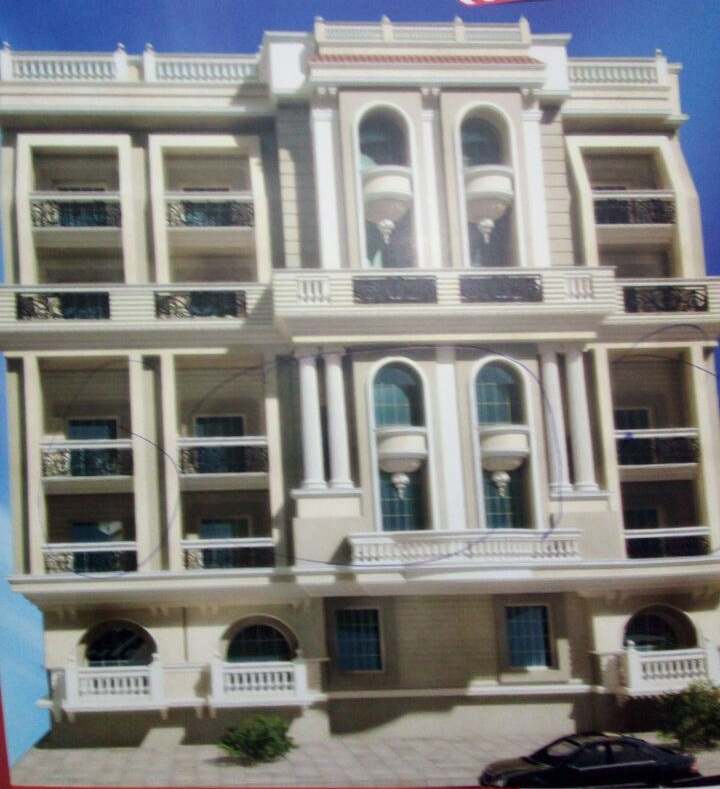Apartment for sale, New Cairo city, 173 M, Unfinished,